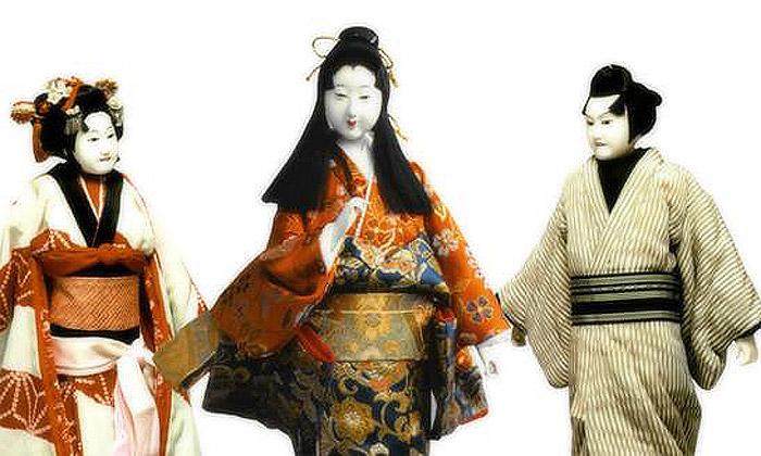 Bratislava vystavuje Svět japonských panenek