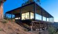 Till House v Chile od WMR Arquitectos