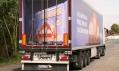 Realizované reklamní kampaně firmy Adtrucks
