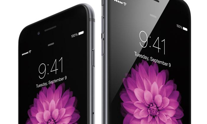 Apple uvádí větší iPhone6 aobrovský iPhone6 Plus