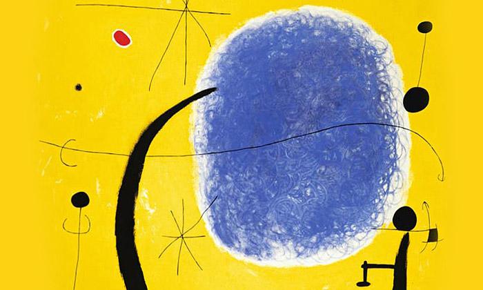 Vídeň otevřela retrospektivní výstavu Joana Miró