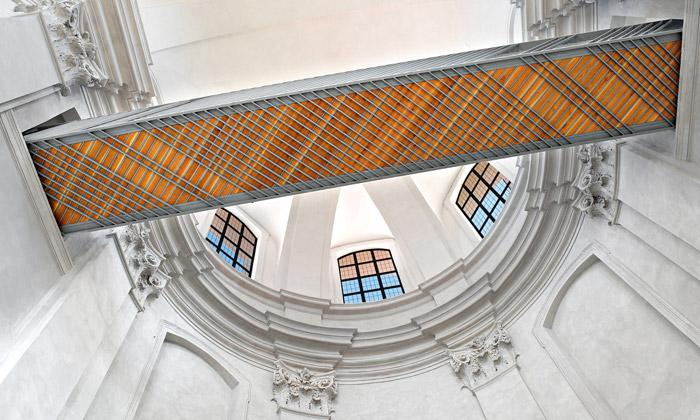Kostel vLitomyšli změněn vmoderní kulturní místo