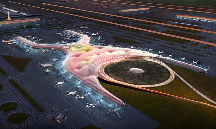 Mexico City postaví nejekologičtější letiště nasvětě