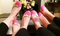 Ukázky bot od Shoe Bakery
