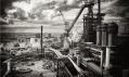 Pohled na železárny