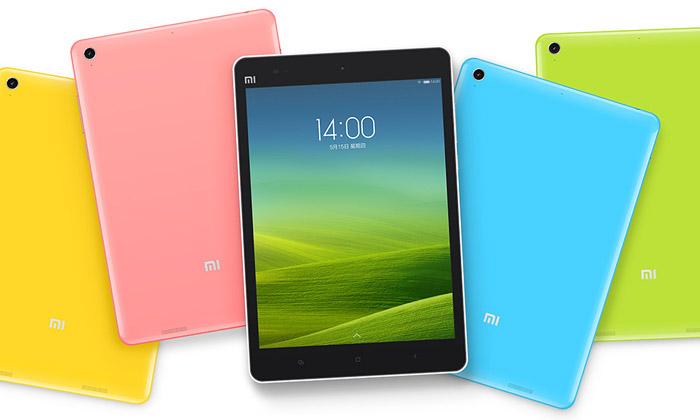 Xiaomi Mi Pad jestylový tablet svelkým výkonem