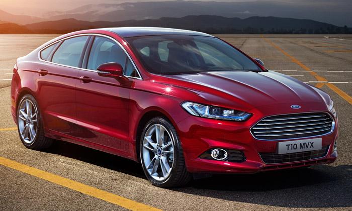 Ford Mondeo přichází snovým sportovním designem