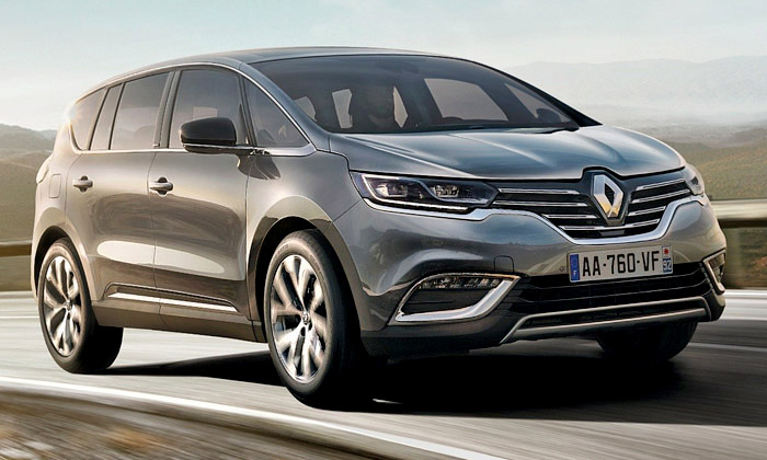 Nový Renault Espace výrazně proměnil svůj design