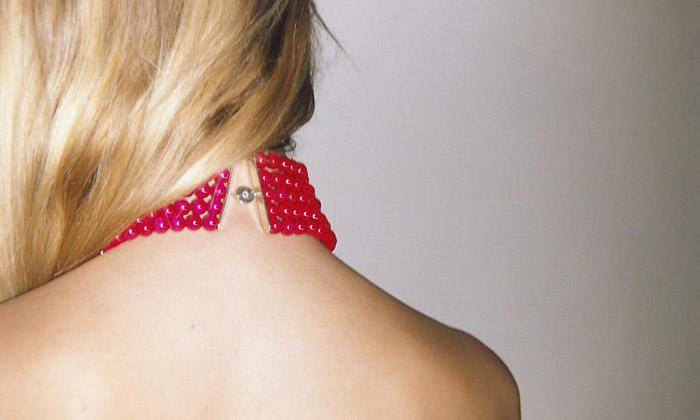 Saskia Diez vystavuje naDesignbloku svůdné šperky