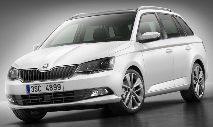 Škoda Fabia Combi má nový design avíce prostoru