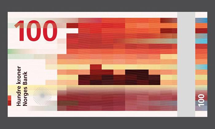 Snøhetta navrhla futuristické bankovky pro Norsko
