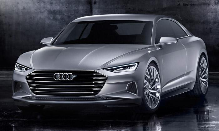Audi Prologue ukazuje budoucí směr designu značky