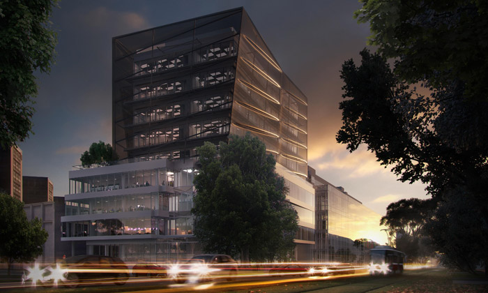 Začala stavba institutu informatiky arobotiky ČVUT