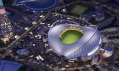 Khalifa International Stadium v Kataru