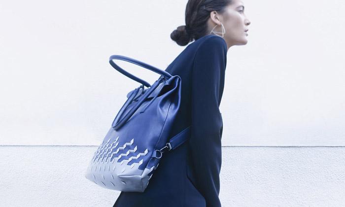 Elegantní tašky Cyklista jsou navrženy přímo nakolo