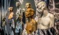 Pohled do výstavy Richard Stipl & Josef Zlamal v galerii Dvorak Sec Contemporary