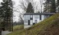 Haus Hohlen v Rakousku od studia Jochen Specht