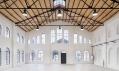 Ukázka z výstavy Architektura konverzí 2005 - 2015 v GJF