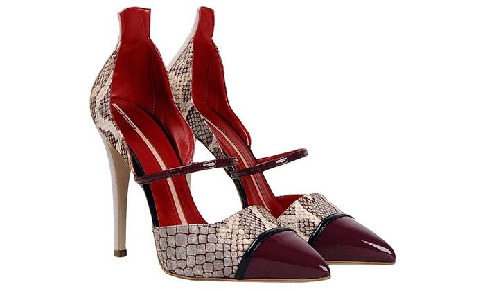 Ivana Basilotta navrhuje veganské boty bez krutosti