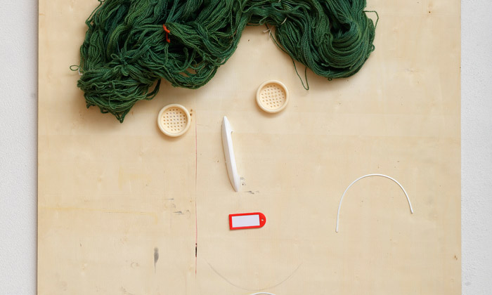 Kateřina Vincourová tvoří hravé instalace izodpadu
