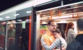Martin Pavel a jeho fotografický projekt Daily Portrait 3 s podtitulem Metro Riders