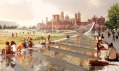 BIG a jejich Smithsonian Institution South Campus Master Plan
