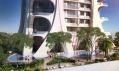 Rezidenční objekt 1000 Museum od Zahy Hadid