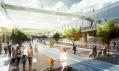 Vítězný návrh Europa City na severu Paříže od BIG