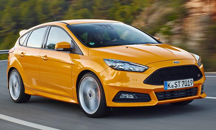 Ford představil nový ještě sportovnější Focus ST