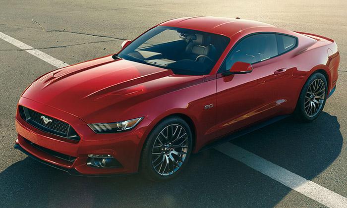 Ford Mustang jde poprvé doprodeje také vČesku