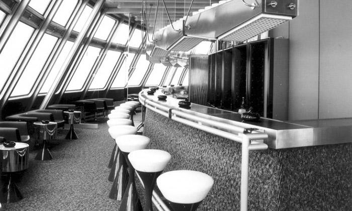 Ještěd 73 chce obnovit původní interiér baru Avion