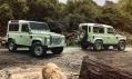 Tři nové limitované modely vozu Land Rover Defender