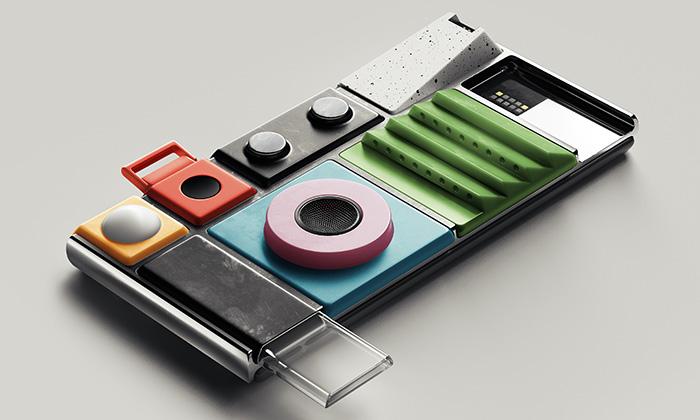 Lapka navrhla eko moduly pro mobily zProject Ara