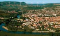Silniční most v Millau ve Francii od studia Foster + Partners