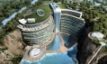 Shimao Quarry Hotel v Šanghaji od Atkins
