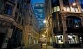 20 Fenchurch Street v Londýně a Sky Garden v posledních patrech