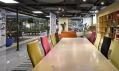 Nově otevřený showroom společnosti Techo s kancelářským nábytkem a interiéry