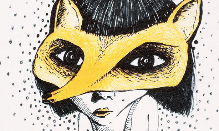 Trička svýtvarnými motivy lišky pomohou dětem