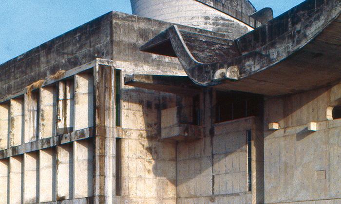 Chandigarh podle Le Corbusiera navýstavě vBrně
