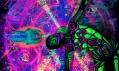Výstava fotografií z jiného světa - Alienjedna UV Bodypainting
