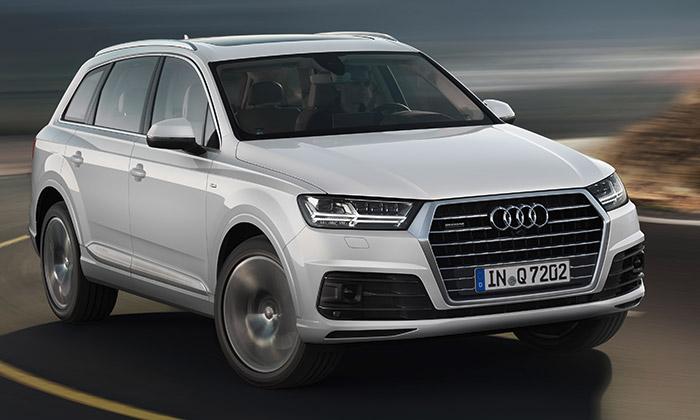 Audi Q7 přichází vnovém designu aplný technologií