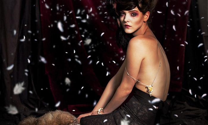 Česká móda seukazuje naLondon Fashion Week