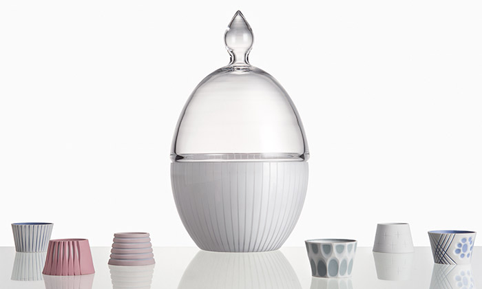 Ceny EDIDA 2014 vyhrálo sklo ibetonový nábytek