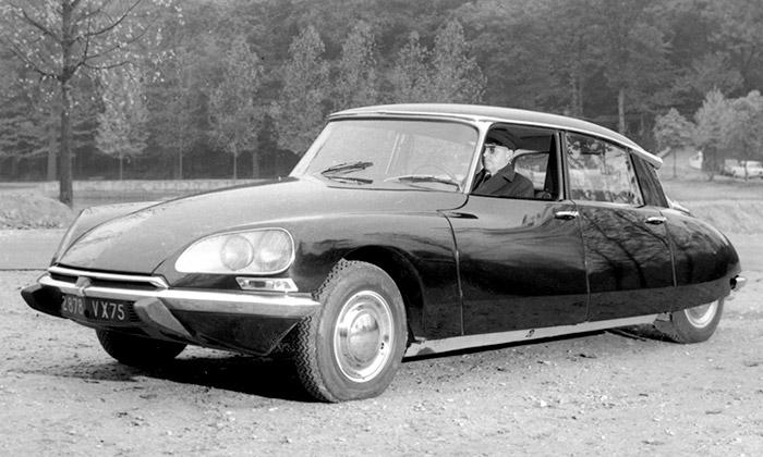 Legendární Citroën DS letos slaví 60.narozeniny
