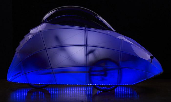 The Future Cycles jsou vozidla nalidský pohon