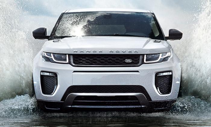 Range Rover Evoque dostal propracovanější design