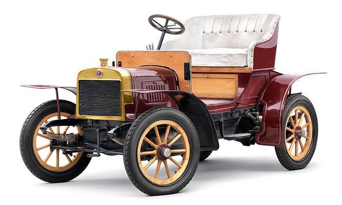 Pařížská výstava Rétromobile ukazuje české klenoty