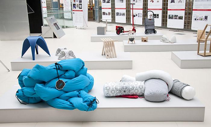 UTB Zlín vystavil 15 let ateliéru Průmyslový design