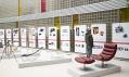Ukázka z výstavy 15 let ateliéru Průmyslový design