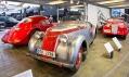 Výstava Automobily Jawa vNTK